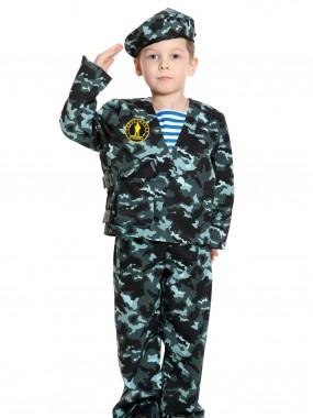 Спецназ-2 дет.   S