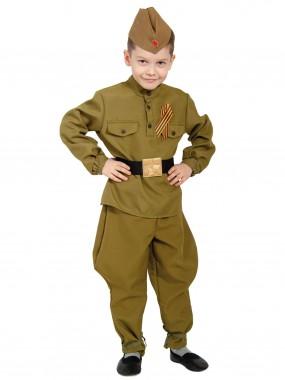 Солдатик в галифе дет. (БЕЗ САПОГ) L