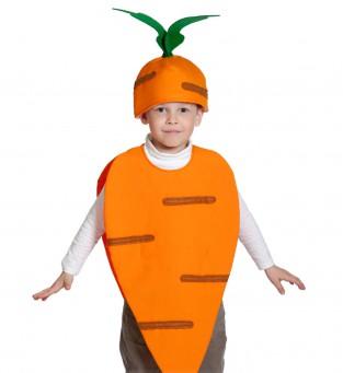 Морковка дет.