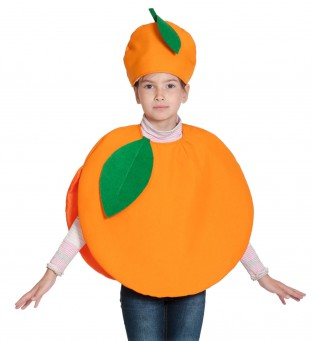 Апельсин дет.